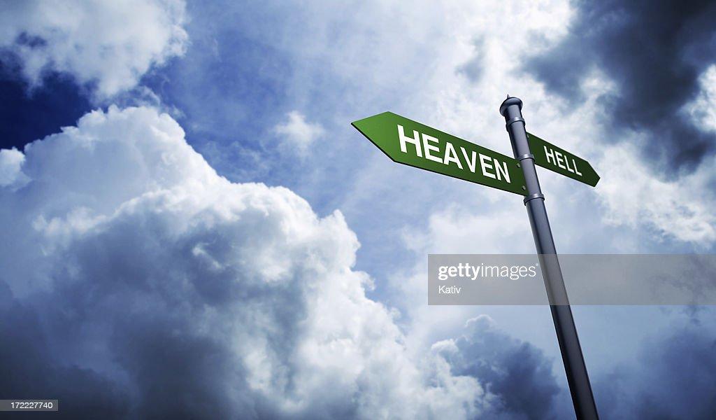 Way to Heaven XXL : Stock Photo