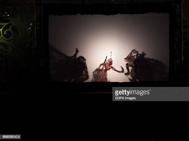 Wayang Kulit were one of the attraction at the Light and Motion Putrajaya Festival of Light and Motion Putrajaya 2017 were hosting by Putrajaya...