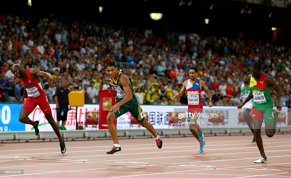 15th IAAF World Athletics Championships Beijing 2015 - Day Five