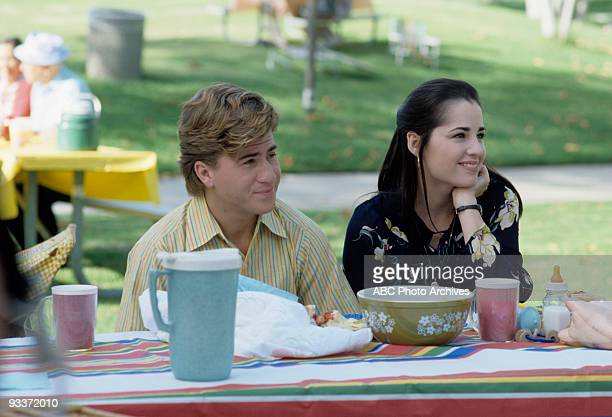 YEARS Wayne and Bonnie 11/11/92 Jason Hervey Paula Marshall