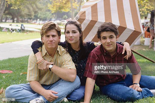 YEARS Wayne and Bonnie 11/11/92 Paula Marshall Jason Hervey Fred Savage
