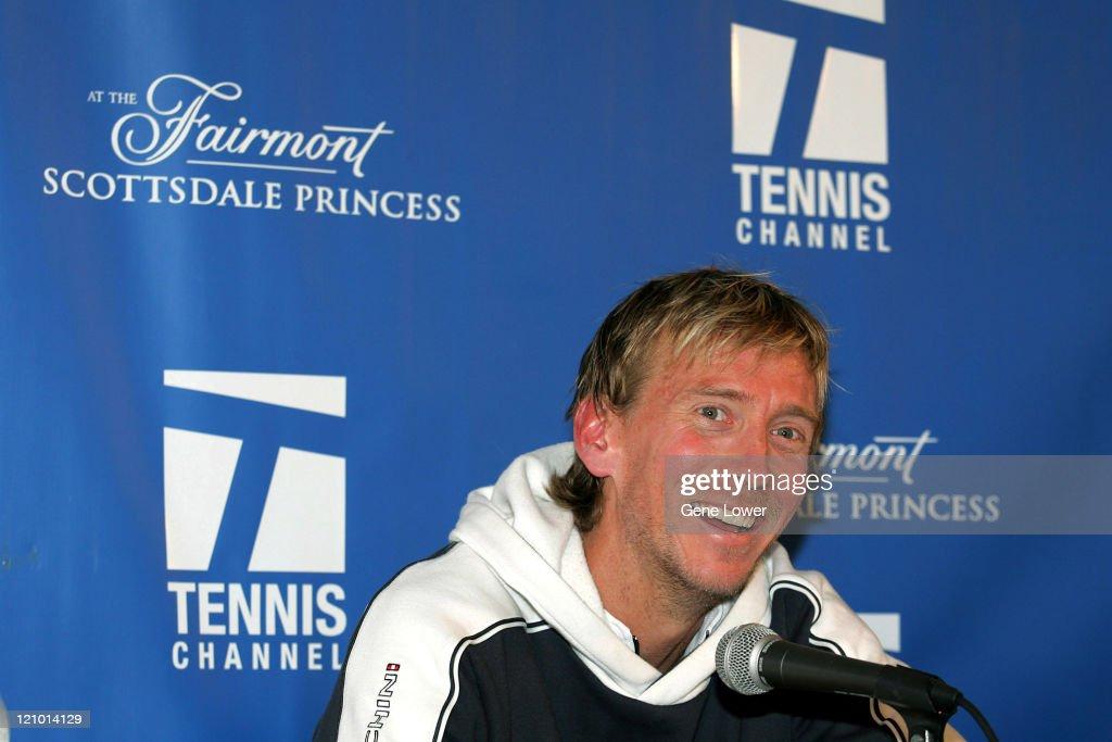ATP - Tennis Channel Open - Men's Singles - Mario Ancics vs Wayne Arthurs -