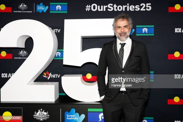 Wayne Blair attends the 25th Anniversary of Screen Australia's Indigenous Department at Carriageworks on August 30 2018 in Sydney Australia