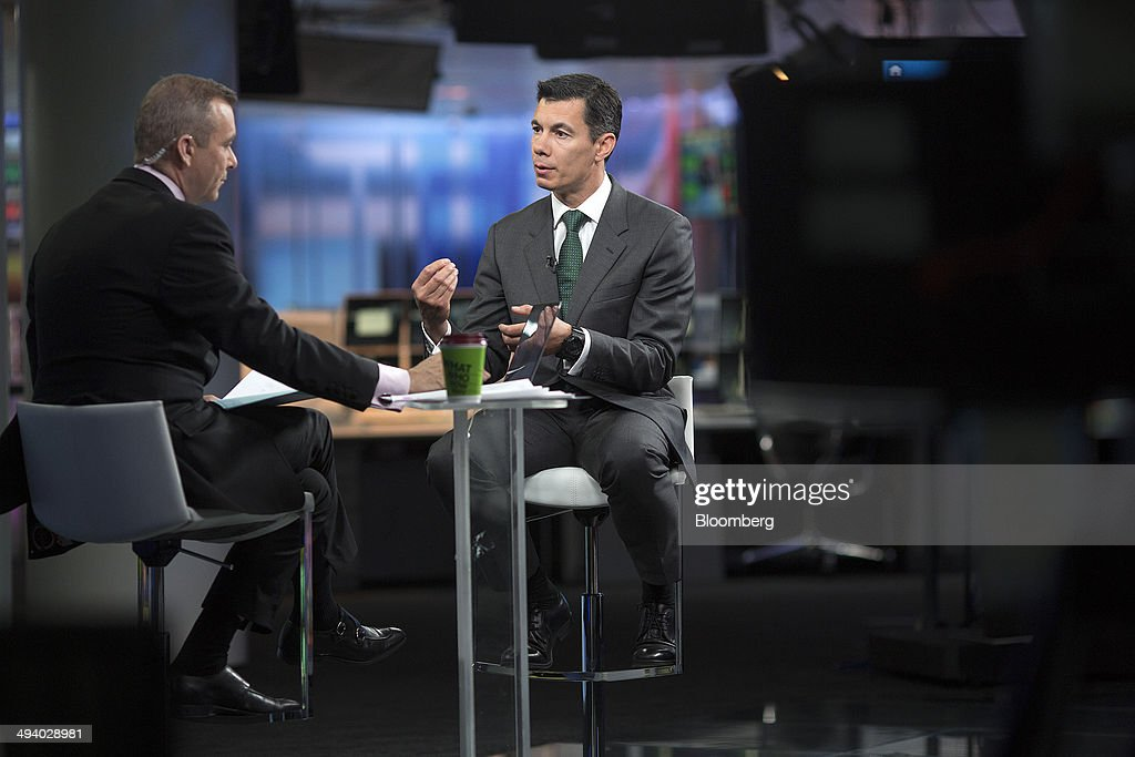 Northern Trust Corp. Chief Investment Officer Wayne Bowers Interview : News Photo