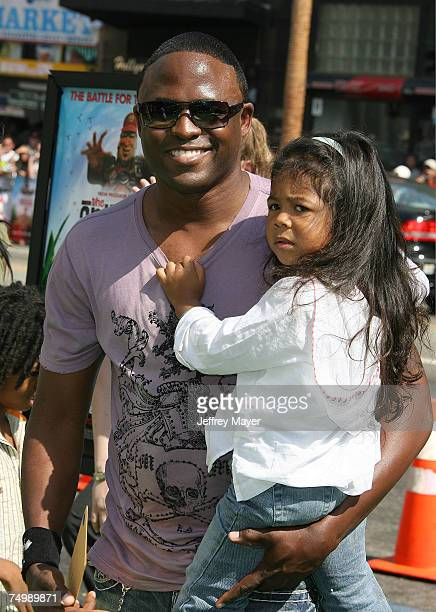 Wayne Brady and daughter Maylie