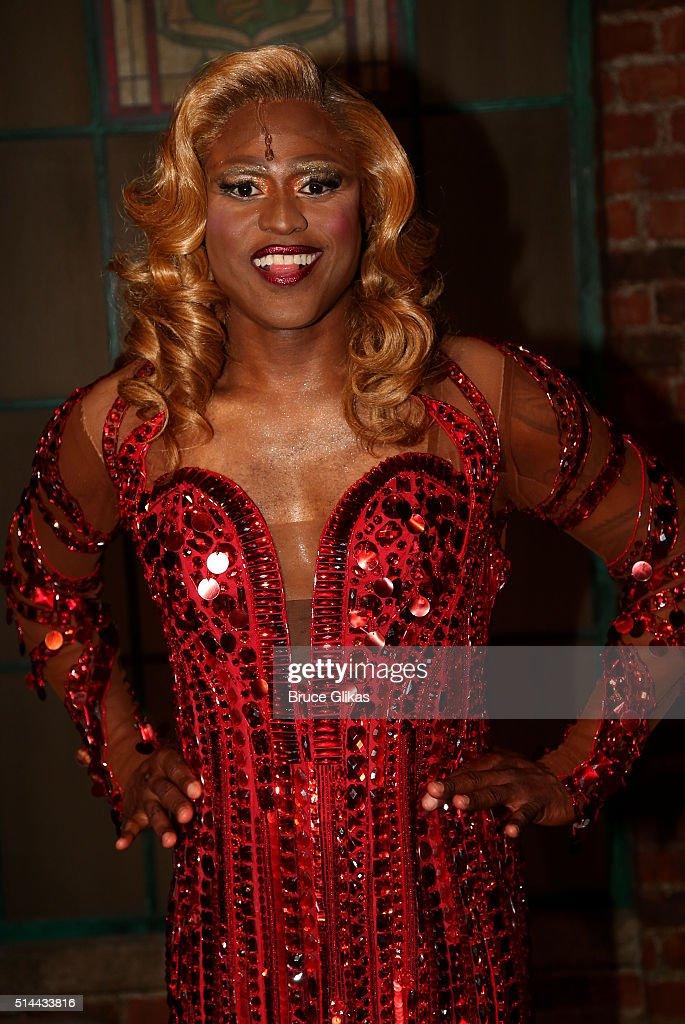 Celebrities Visit Broadway - March 8, 2016