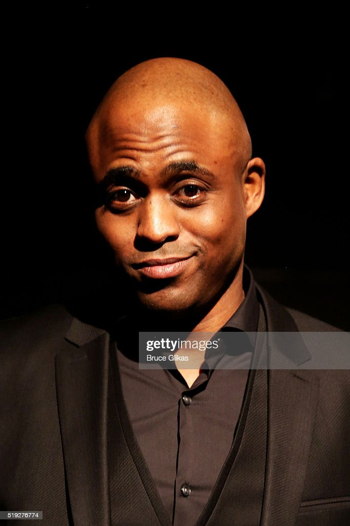 "Wayne Brady Takes The Stage In ""White Rabbit Red Rabbit"""