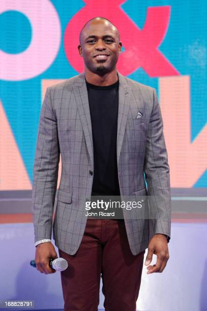 Wayne Brady visits BET's '106 Park' at BET Studios on May 15 2013 in New York City