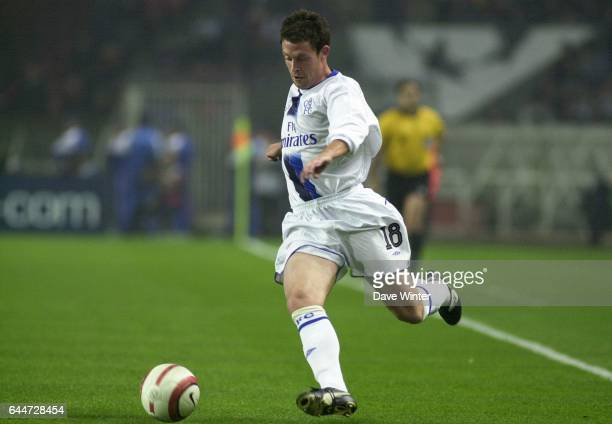 Wayne Bridge PSG / Chelsea Ligue des Champions Photo Dave Winter / Icon Sport