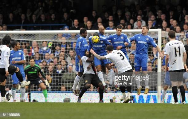 Wayne BRIDGE Chelsea / Manchester City 28e journee Premier league Photo Dave Winter / Icon Sport
