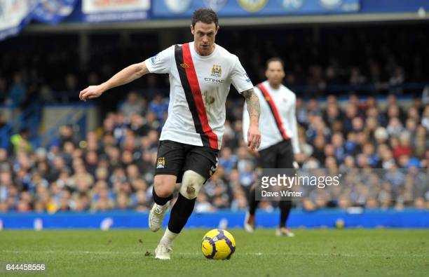 Wayne BRIDGE Chelsea / Manchester City 28e journee Premier league Photo Dave Winter / Icon Sport