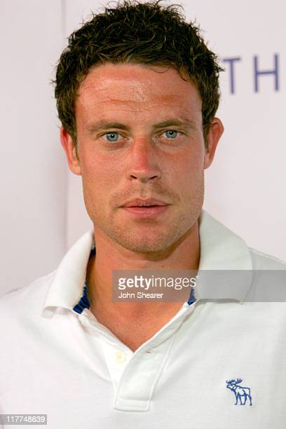 Wayne Bridge during The Chelsea Football Club Adidas and the William Morris Agency Host 'The Hit The Ground Running' Party at Skybar in Los Angeles...