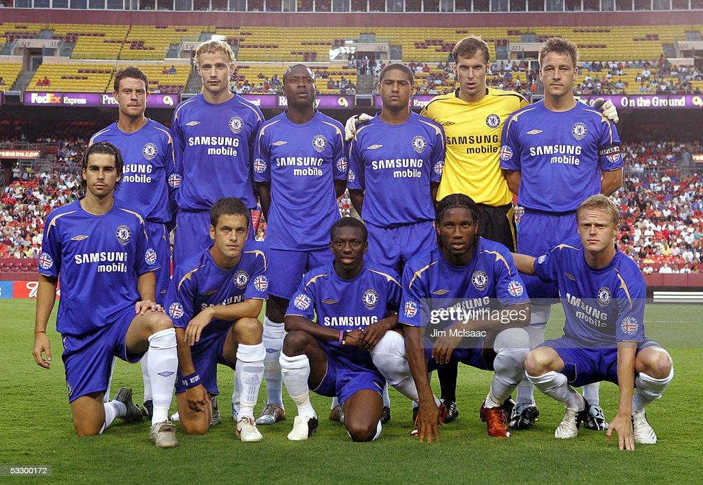 Chelsea FC v DC United