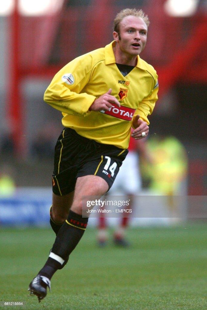 Wayne Brown, Watford