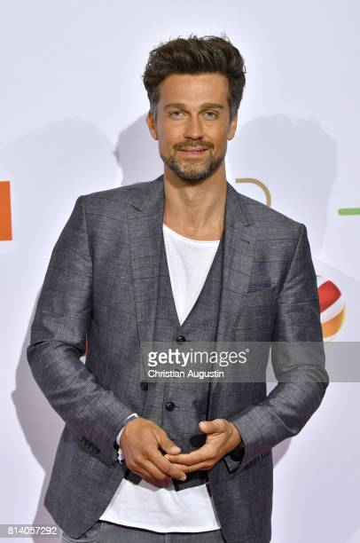 Wayne Carpendale attends the program presentation of the television channel ProSiebenSat1 on July 13 2017 in Hamburg Germany