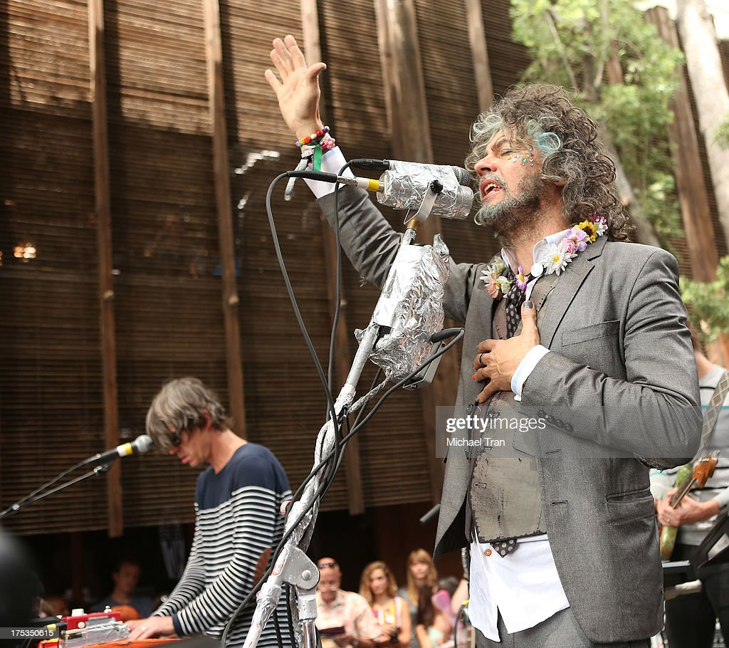 "Warner Bros Records 3rd Annual ""Summer Sessions"" - Flaming Lips"