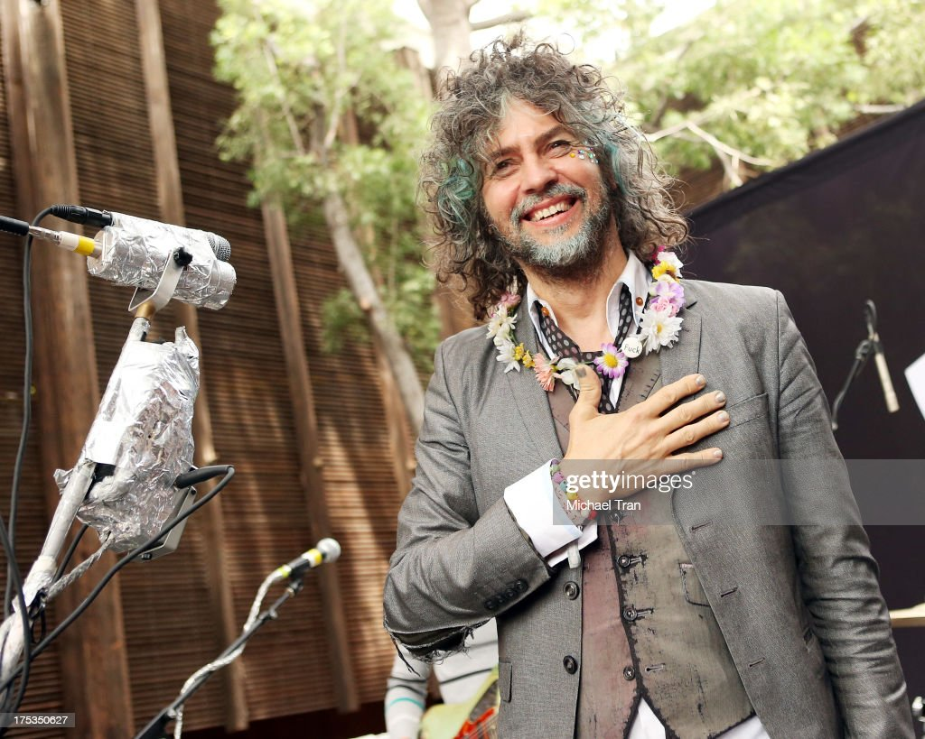 """Warner Bros Records 3rd Annual """"Summer Sessions"""" - Flaming Lips"""