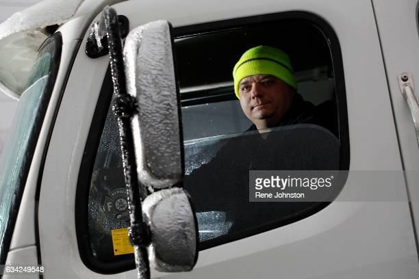 Wayne Edward has a dash cam in his tow truck Over the years he has seen some bizarre and illegal behaviour in traffic including a cyclist biking...