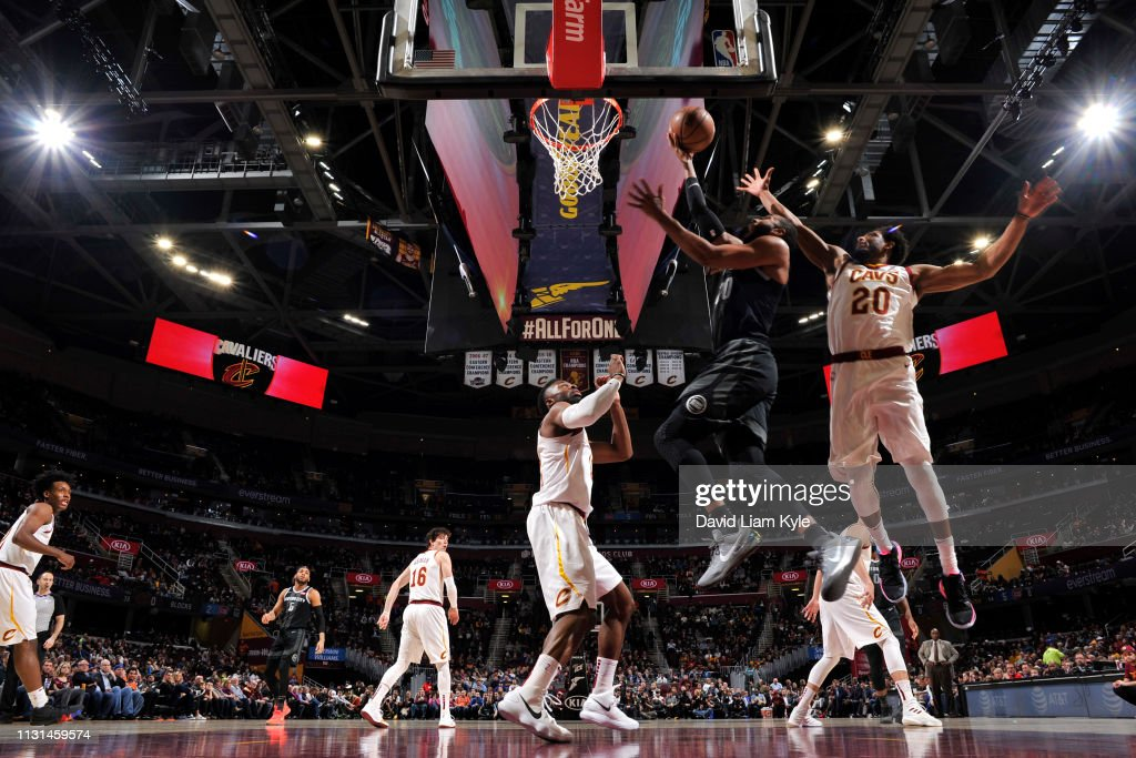 OH: Detroit Pistons v Cleveland Cavaliers
