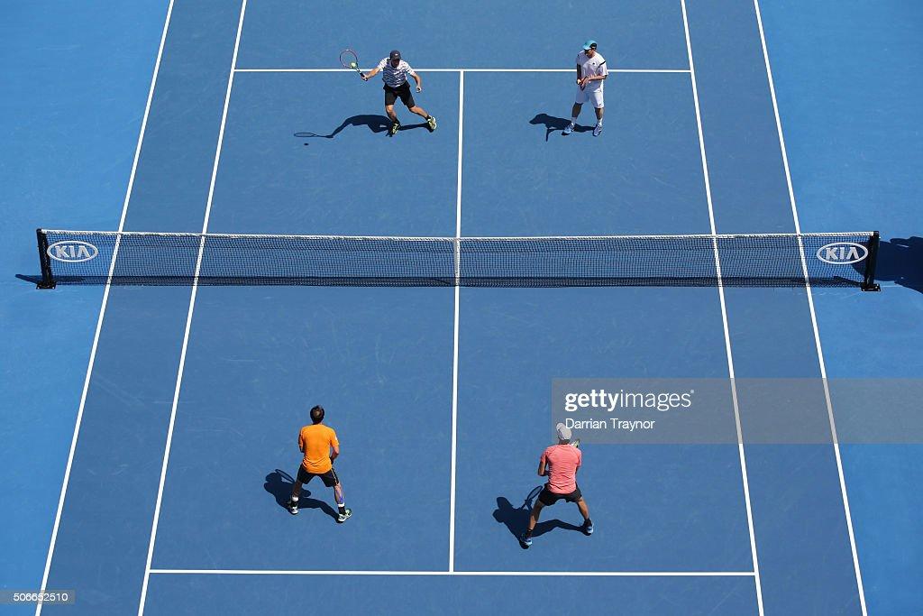 2016 Australian Open - Day 8