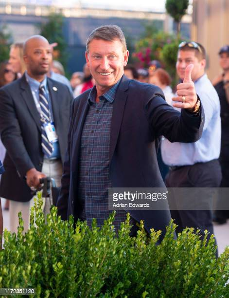 Wayne Gretzky at the US Open on September 4, 2019 in New York City.