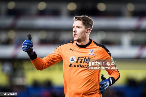 Wayne Hennessey of Crystal Palace looks on after the Premier League match between Crystal Palace and Watford FC at Selhurst Park on January 12 2019...