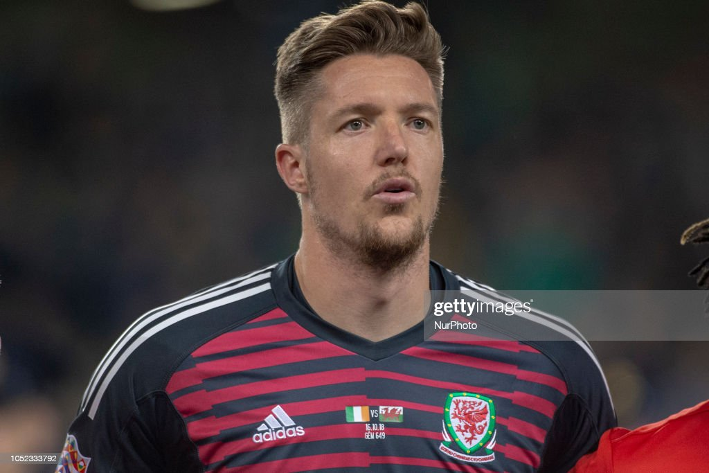 Ireland v Wales - UEFA Nations League B : News Photo