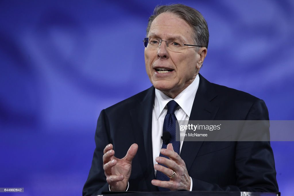 Leading Conservatives Gather For Annual CPAC Event In National Harbor, Maryland : News Photo
