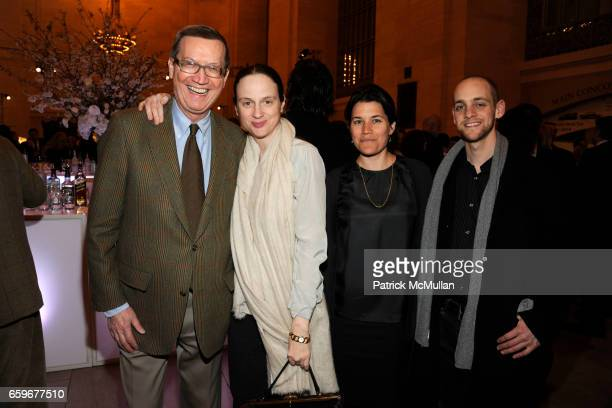 Wayne Lawson Alexandra Kotur Sara Switzer and Matt Pressman attend VANITY FAIR and BOB COLACELLO Celebrate the Arrival of the BMW Art Car World Tour...