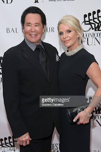 Wayne Newton and Kathleen McCrone attends Destination Fashion 2016 to benefit The Buoniconti Fund to Cure Paralysis the fundraising arm of The Miami...