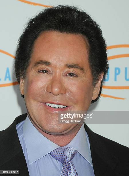 Wayne Newton arrives at the 10th Annual Lupus LA Orange Ball at the Beverly Wilshire Hotel on May 6 2010 in Beverly Hills California