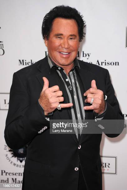 Wayne Newton attends Destination Fashion 2012 To Benefit The Buoniconti Fund To Cure Paralysis at Bal Harbour Shops on November 10, 2012 in Miami,...