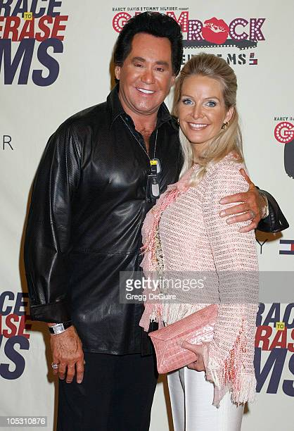 Wayne Newton during 11th Annual Race To Erase MS Gala Arrivals at The Westin Century Plaza Hotel in Los Angeles California United States