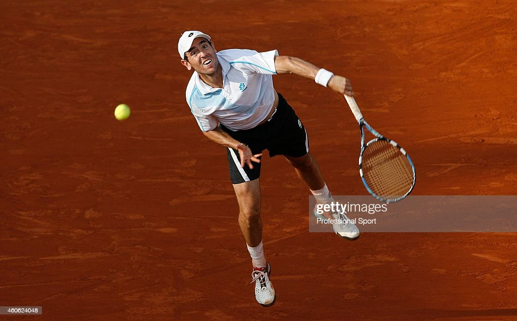 French Open Tennis Championships  -  Day 6 : News Photo