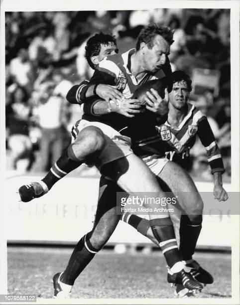Wayne Portlock April 25 1987