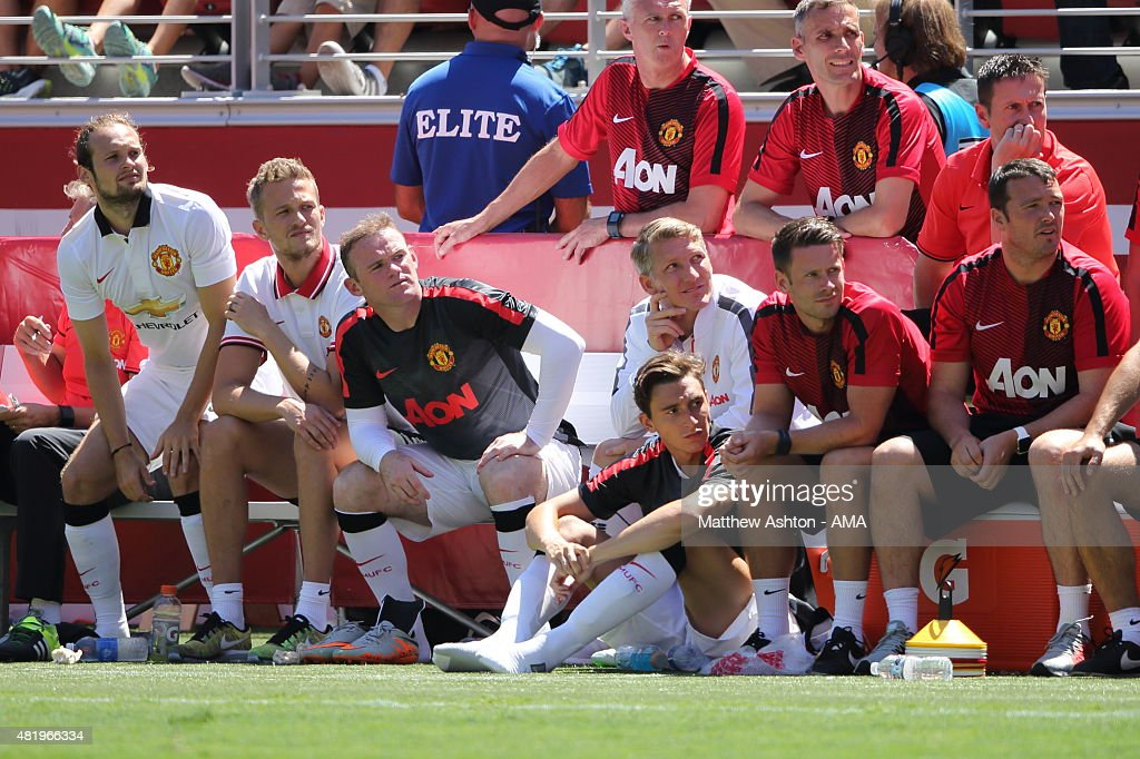 International Champions Cup 2015 - Manchester United v FC Barcelona : News Photo