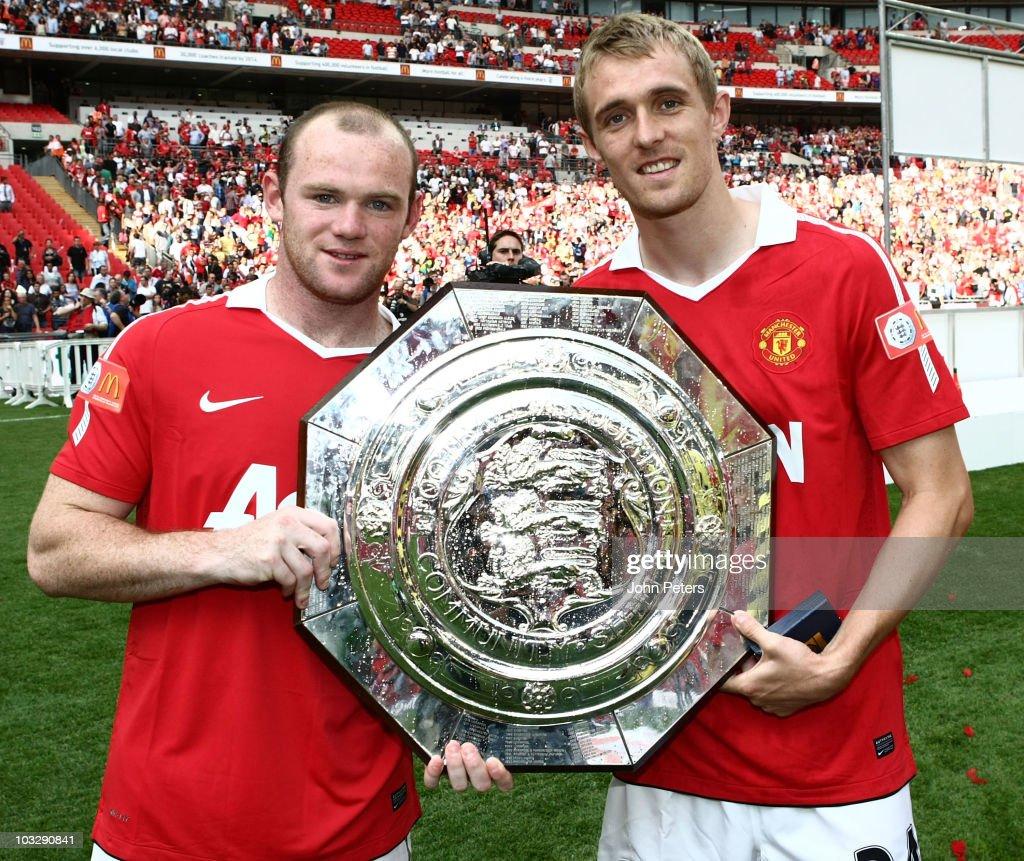 Chelsea v Manchester United - FA Community Shield : News Photo