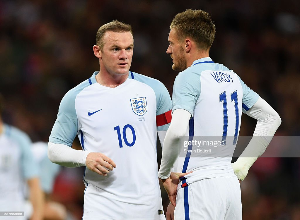 England v Portugal - International Friendly : News Photo