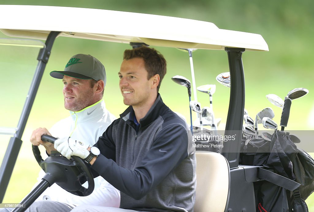 Manchester United Foundation golf Day : News Photo