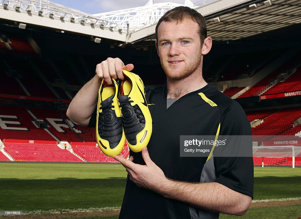 Nike Total 90 Laser Boot Launch : News Photo