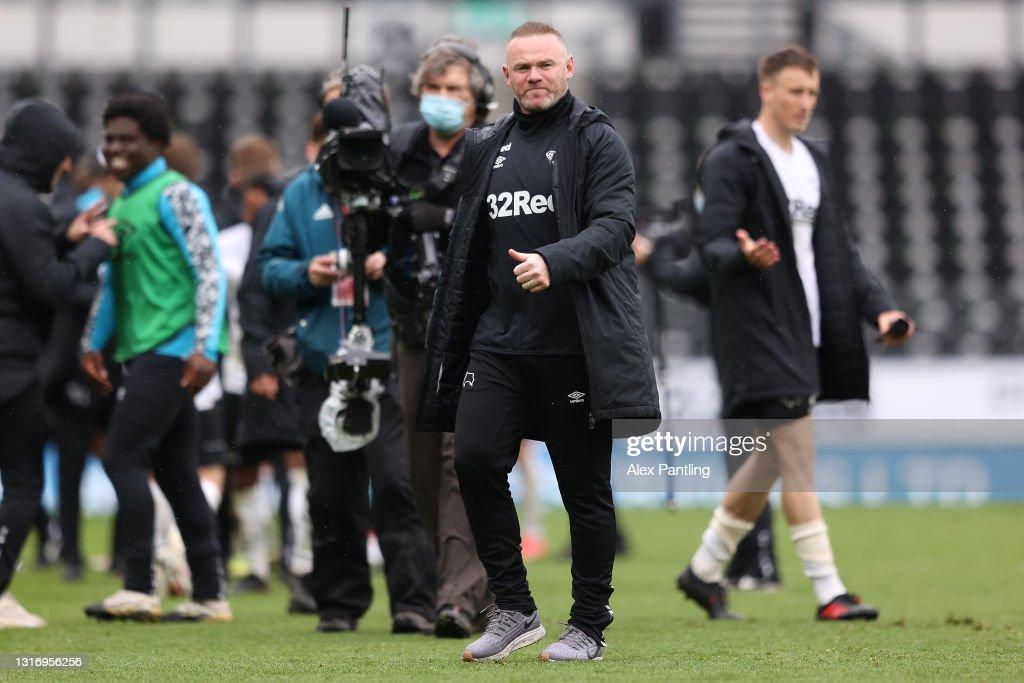 Derby County v Sheffield Wednesday - Sky Bet Championship : ニュース写真