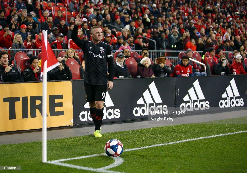 DC United v Toronto FC - First Round : News Photo