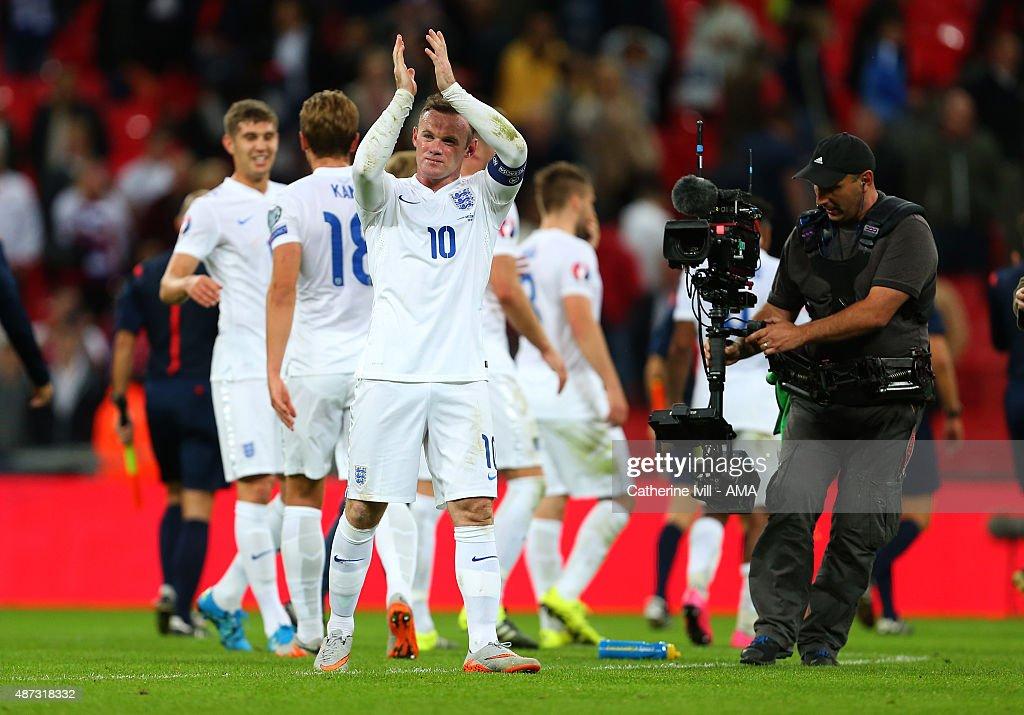 England v Switzerland - UEFA EURO 2016 Qualifier : News Photo