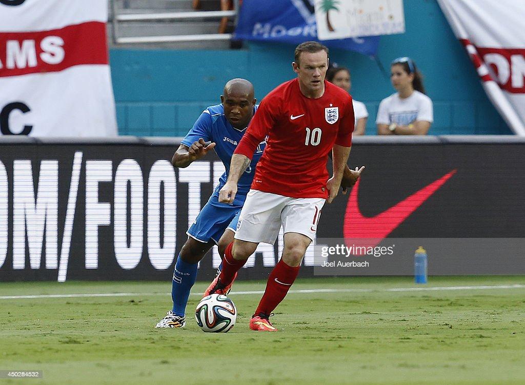 England v Honduras - International Friendly : News Photo