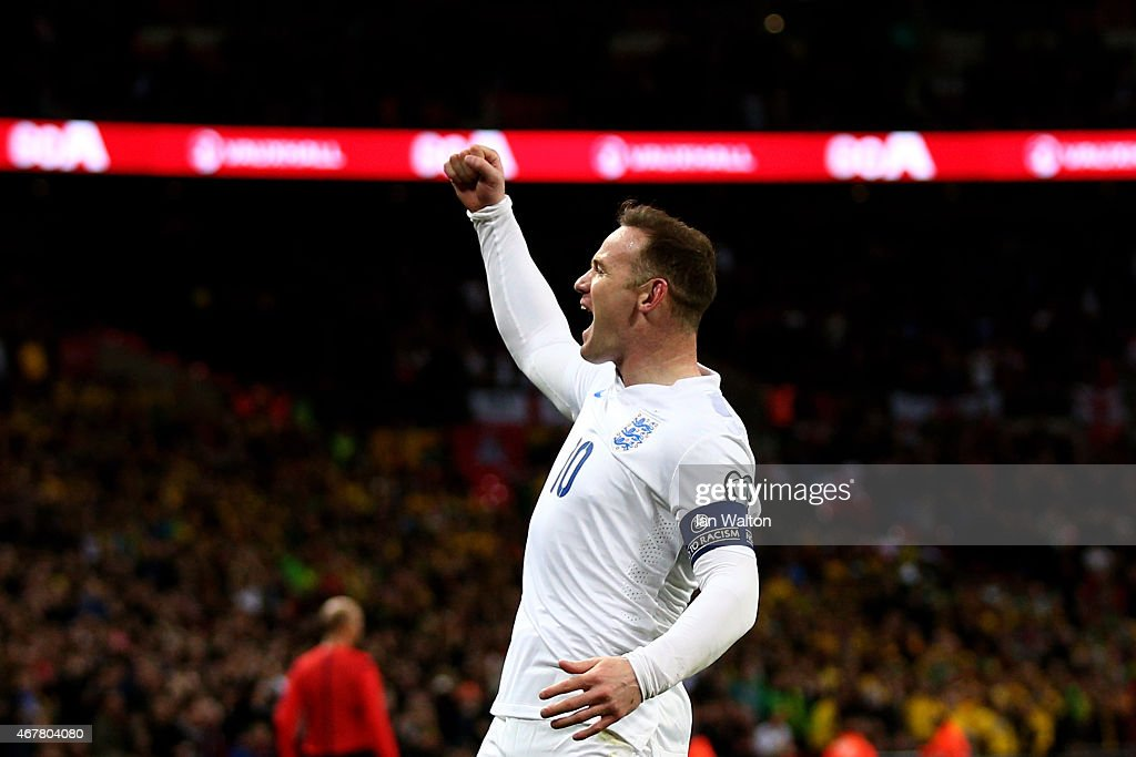 England v Lithuania - EURO 2016 Qualifier : News Photo