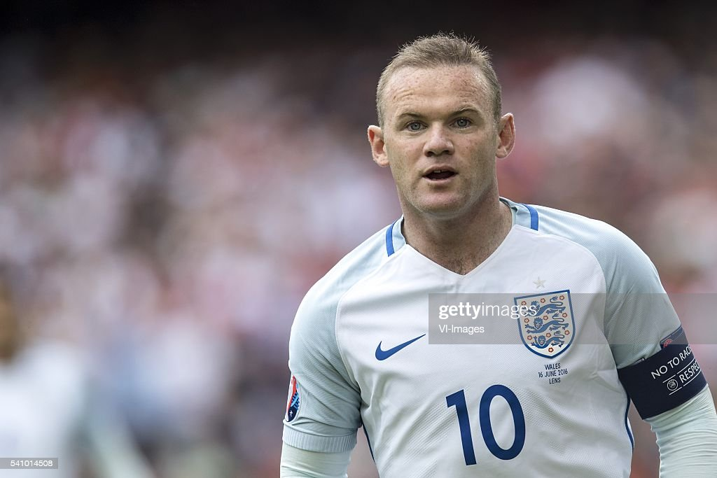 "Euro - ""England v Wales"" : News Photo"