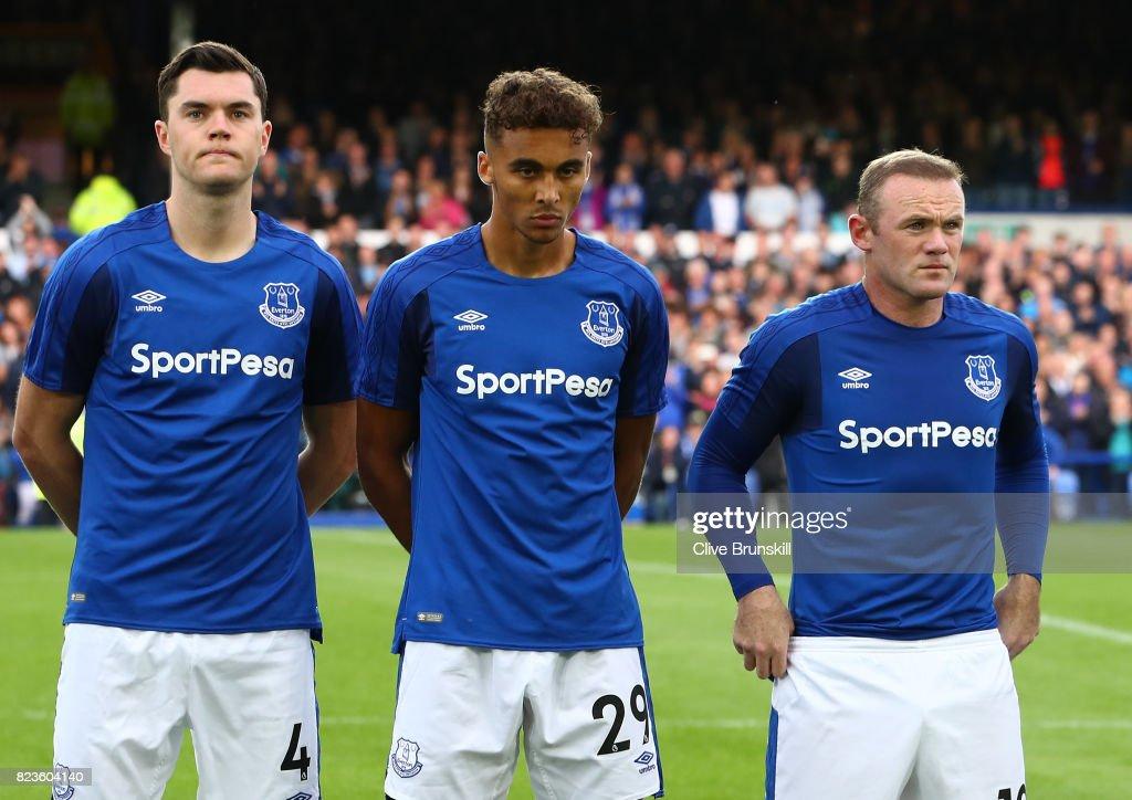 Everton v MFK Ruzomberok - UEFA Europa League Third Qualifying Round: First Leg : ニュース写真