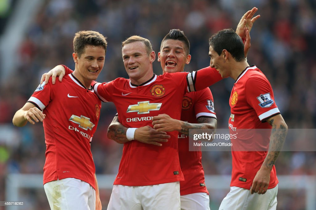 Manchester United v Queens Park Rangers - Premier League : News Photo