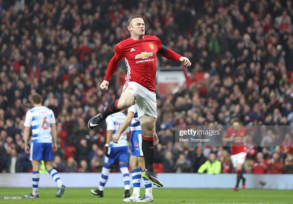Manchester United v Reading - The Emirates FA Cup Third Round : News Photo