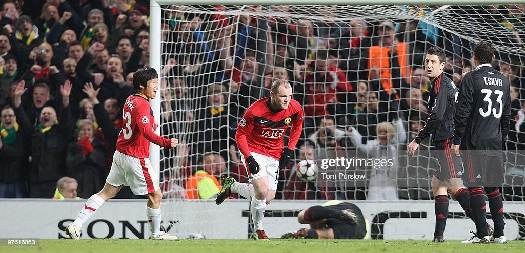 Manchester United v AC Milan : ニュース写真